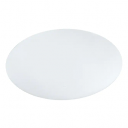 19-in Legacy Flush Mount Replacement Lens - White, ZD-FL1059D19-OPL, 720713, FL1059-NK3-19LF0, FL1059-BR4-19LF0, FL1218-BR4-19LF2, FL1218-NSM-19LF2