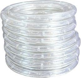 48-ft Outdoor LED Plug-in Rope Light - White, AC1147-CLR-48LF0-G, B07JJVZ2WY