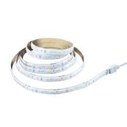 12-ft LED Flexible and Cuttable Plug-in Tape Light - Warm White, AC1067-WHG-12LF0