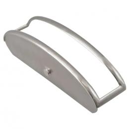 2-Pack Decorative End Cap - Brushed Nickel