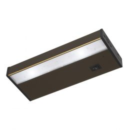 9-in LED Linking Plug-in Under Cabinet Light - Bronze, 0209CL-MOB-I