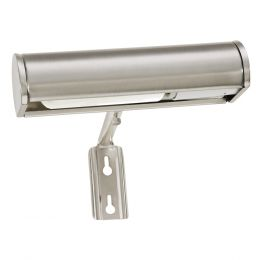 7-in Incandescent Plug-in Picture Light - Nickel, 20701-NK-I