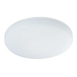 14-in Jordan Flush Mount Replacement Lens - White, ZD-FL1060D14-OPL, 720714