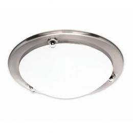Laguna Flush Mount Replacement Lens - Silver, D4617-1, 328662