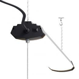 44-in 10,000 Lumen Treadplate Integrated LED Shop Light, SH1311-AL3-45LF1