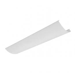 Calypso Linear Flush Mount Replacement Lens - White