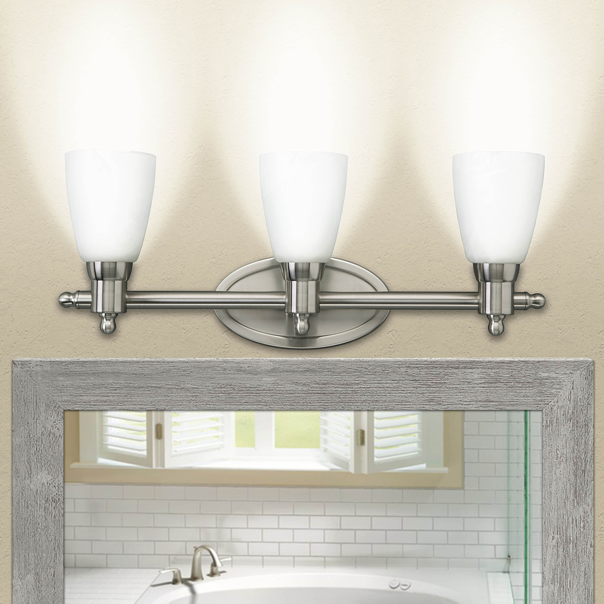 Armed Vanity Lights